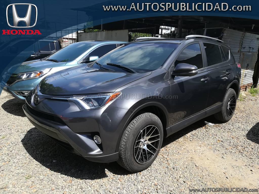 2017 Toyota Rav4 en venta.