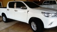 2017 Toyota Hilux en venta.