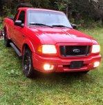 2005 Ford Ranger en venta.