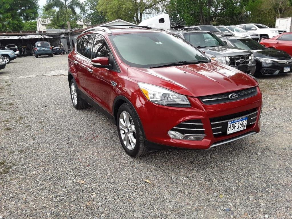 Ford Escape Titanium San Pedro Sula