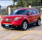 2012 Ford Explorer Limited en venta.