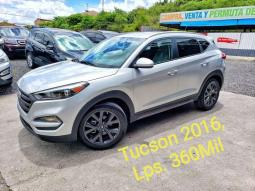 2016 Hyundai Tucson en venta.