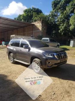 2018 Toyota Prado en venta.