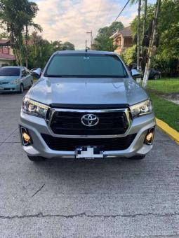 2019 Toyota Hilux en venta.