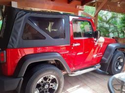 2011 Jeep Wrangler en venta.