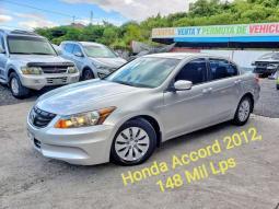 2012 Honda Accord en venta.