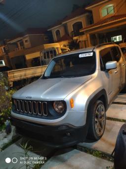 2015 Jeep Renegade Longitude en venta.