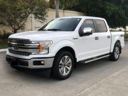 2018 Ford F150 en venta.