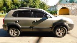 2008 Hyundai Tucson en venta.