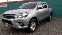 2016 Toyota Hilux en venta.