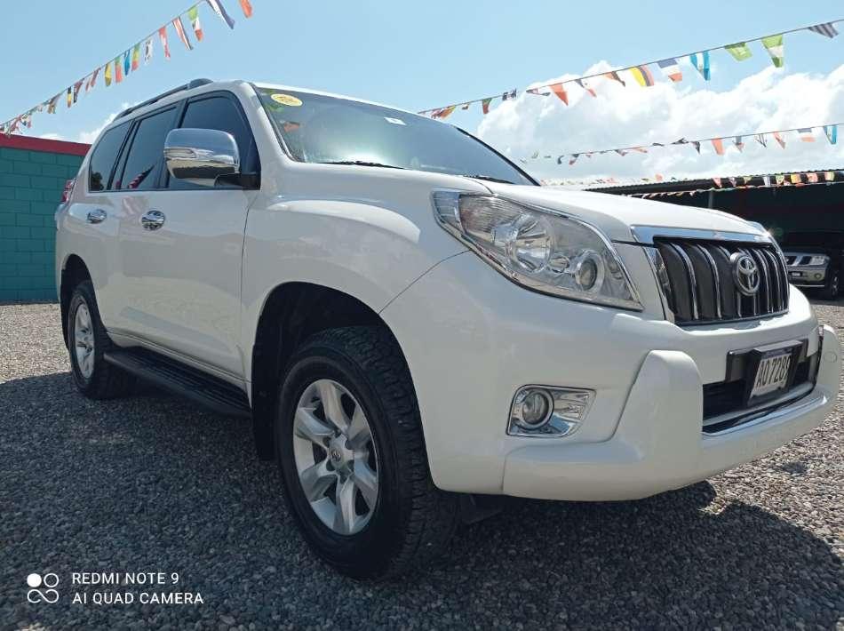 2012 Toyota Prado en venta.
