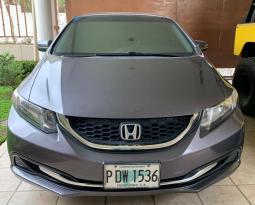 2015 Honda Civic en venta.