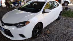2016 Toyota Corolla LE en venta.