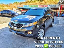 2011 Kia Sorento en venta.