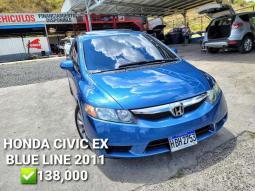 2011 Honda Civic en venta.