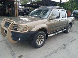 2001 Nissan Frontier en venta.