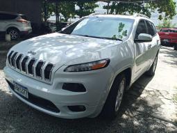2016 Jeep Cherokee Latitude en venta.