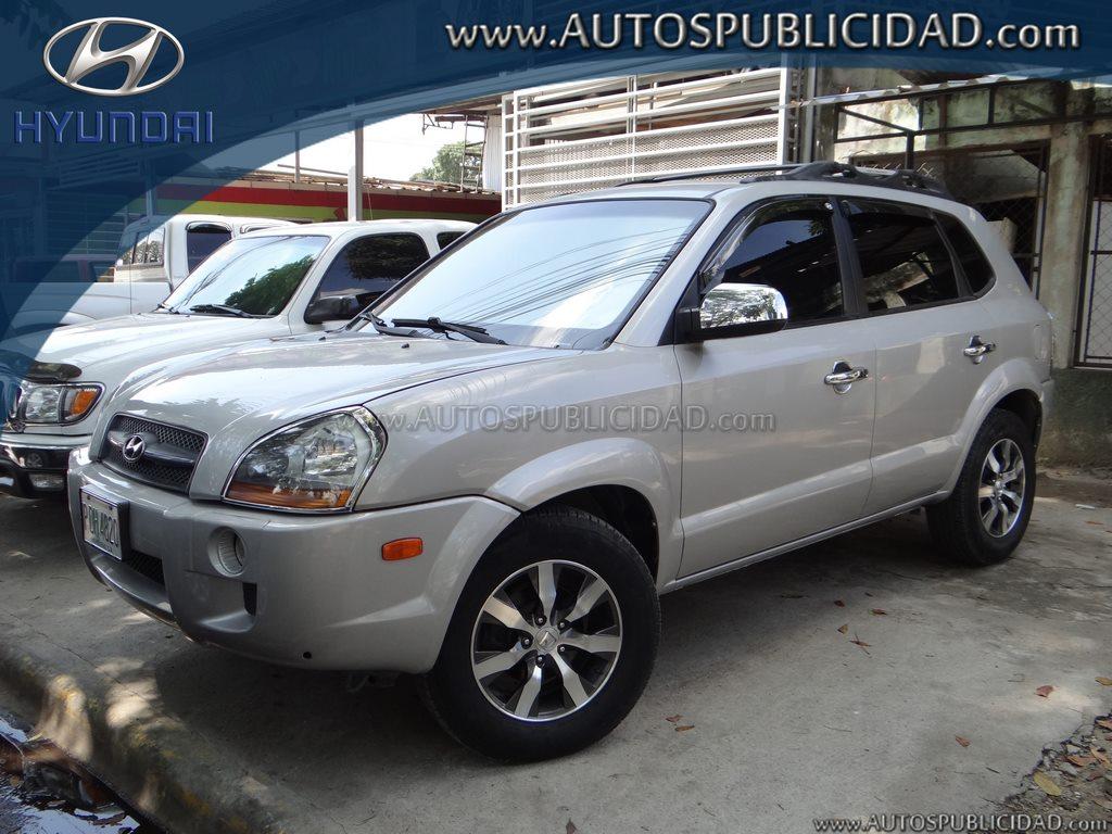 2006 Hyundai Tucson en venta.