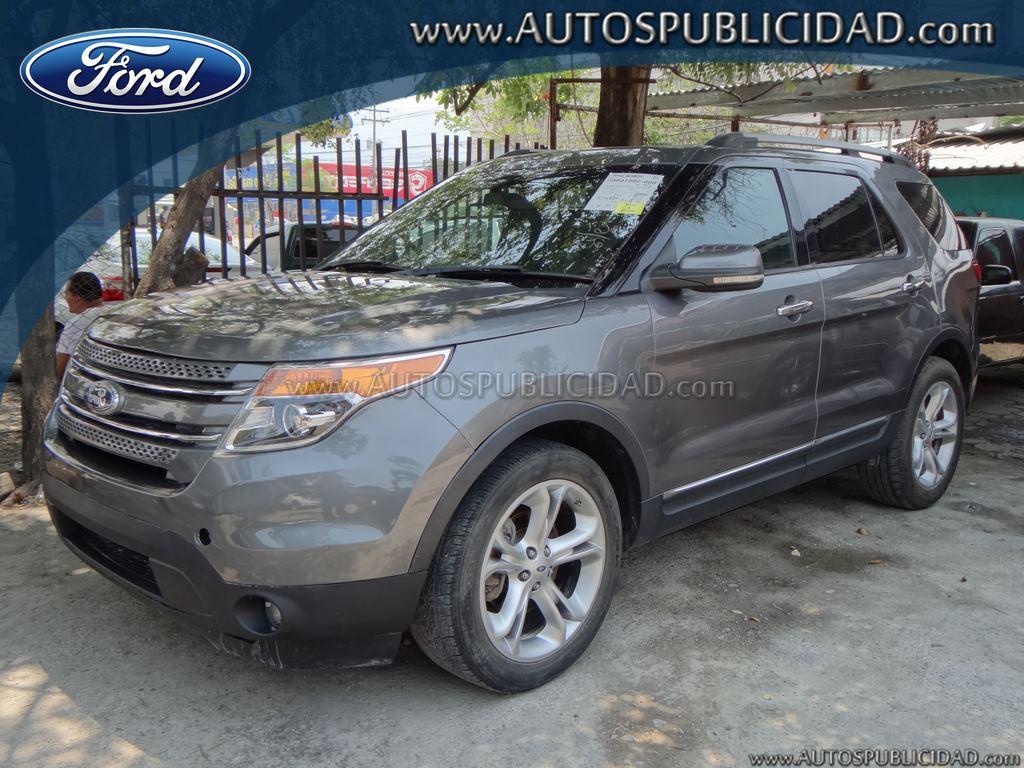 2013 Ford Explorer Limited en venta.
