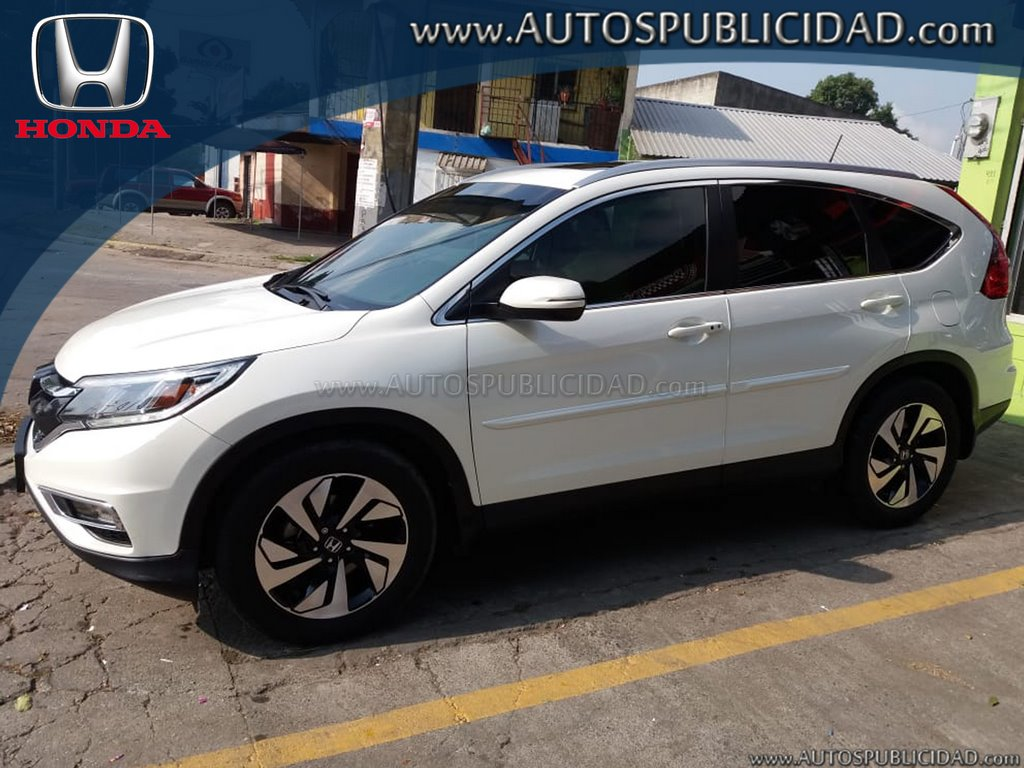 2016 Honda CRV en venta.