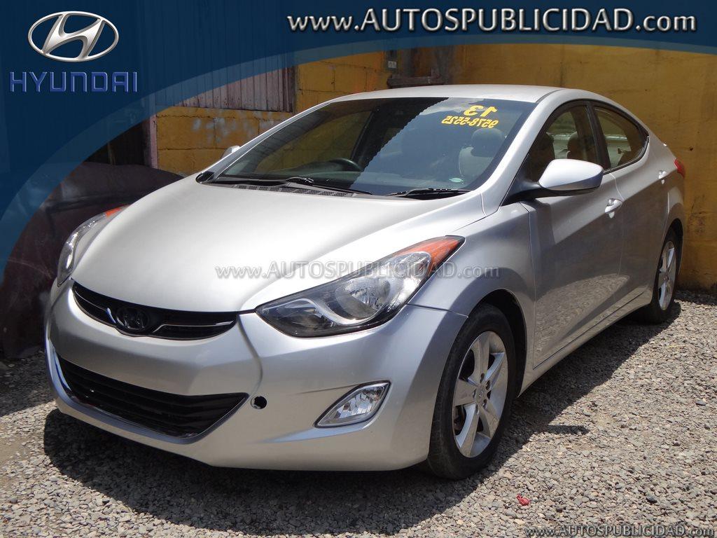 2013 Hyundai Elantra en venta.
