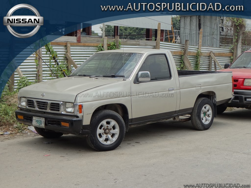 1996 Nissan Hardbody en venta.