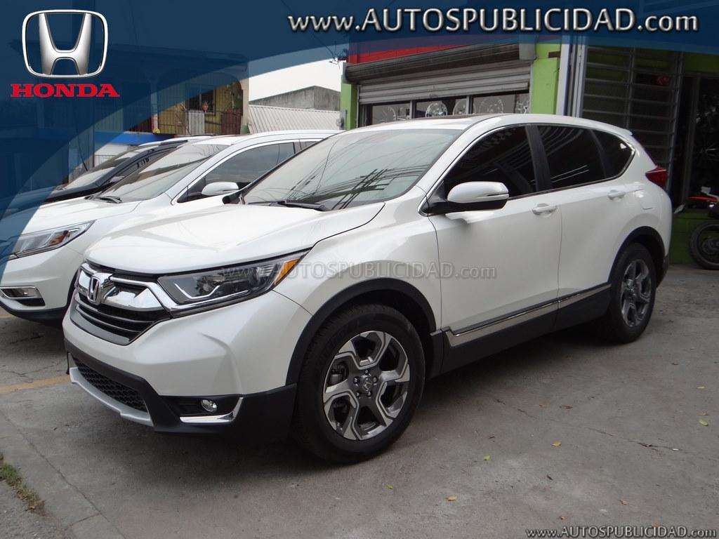 2017 Honda CRV en venta.