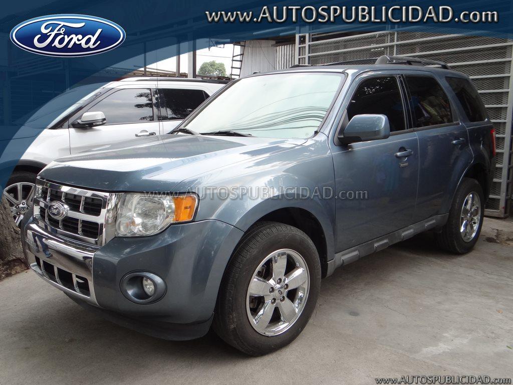 2011 Ford Escape Limited en venta.