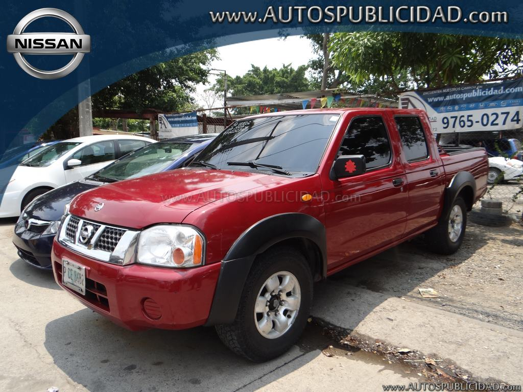 2007 Nissan Frontier en venta.