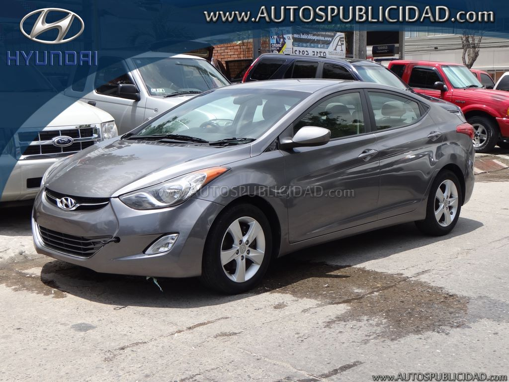 2012 Hyundai Elantra en venta.