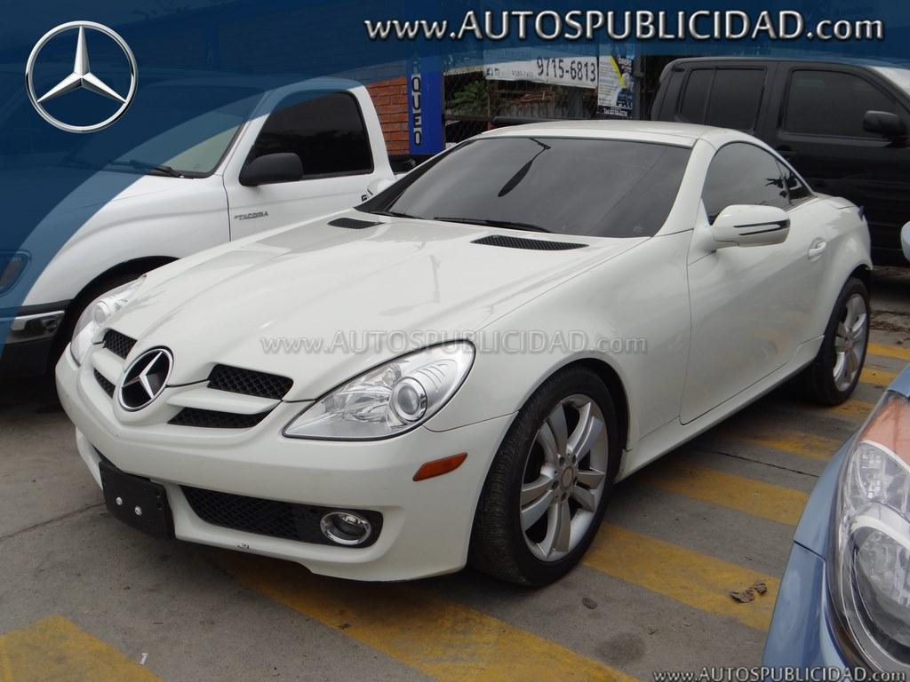 2010 Mercedes Benz SLK 300 en venta.