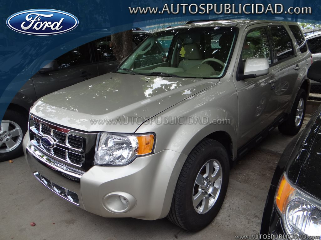 2012 Ford Escape Limited en venta.