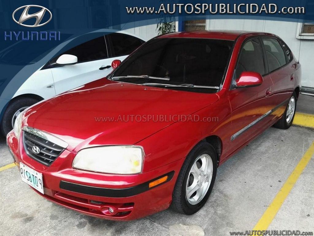 2004 Hyundai Elantra GT en venta.